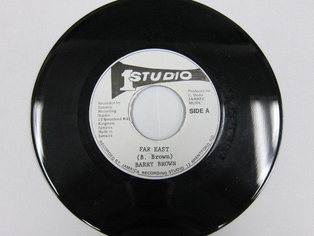 BARRY BROWN / FAR EAST / STUDIO ONE