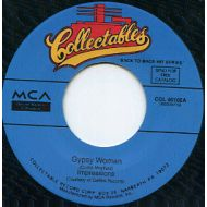 IMPRESSIONS / GYPSY WOMAN / COLLECTABLES