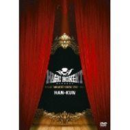 HAN-KUN / MAGIC MOMENT SHOW CASE 2011(DVD+CD)