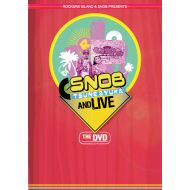 SNOB &FRIENDS /  SNOB & LIVE THE DVD(DVD)