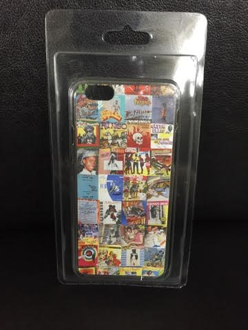iPhone6,6Sケース(LP JACKET)
