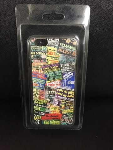 iPhone5,5Sケース(JAMAICAN FLYER)
