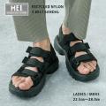 【MEI/メイ】Recycled nylon tape SANDAL◆11021