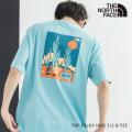 【送料無料】【THE NORTH FACE/ザ・ノースフェイス】TNF ENJOY HIKE S/S R/TEE◆11061
