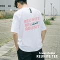 【送料無料】【teeazstudio】 REUNITE TEE◆11069