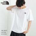 【送料無料】【THE NORTH FACE/ザ・ノースフェイス】TNF BASIC COTTON S/S R/TEE◆11074