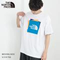 【送料無料】【THE NORTH FACE/ザ・ノースフェイス】MOVING BOX S/S R/TEE◆11112