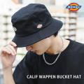 【Dickies/ディッキーズ】DK CALIF WAPPEN BUCKET HAT/バケットハット◆11202