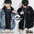【送料無料】【FIRST DOWN/ファーストダウン】Reversible Boa Jacket/リバーシブルボアジャケット◆11308
