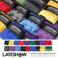 【LATESHOW/レイトショー】ソリッドカラーボクサーパンツ◆4157