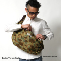 【Butler Verner Sails】国産/日本製ハンターカモキャンディショルダーバッグ◆4459