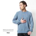 【SALE】【M&S/エムアンドエス】ワッフル編みクルーネック長袖ニット◆5423