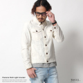 【Revo./レヴォ】パナマクロスGジャケット◆5502