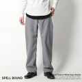 【SPELL BOUND】日本製ワイドイージースラックス◆5538
