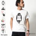 【FRUIT OF THE LOOM】bankcyバンクシープリントTシャツ◆5668