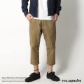 【SALE】【mc.apache/エムシーアパッシュ】日本製/国産Hervest Cropped Pants◆5697