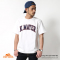 【SALE】【KRIFF MAYER/クリフメイヤー】カレッジプリント半袖Tシャツ◆5718