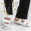 Plakton/PARALLEL STRAP WITH BACKLE SANDAL◆5809