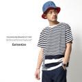 【SALE】【Galvanize/ガルバナイズ】クレイジーボーダービッグTEE◆5833