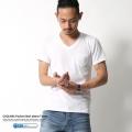 【SALE】【Galvanize/ガルバナイズ】COOLMAX無地ポケットTシャツ◆6021