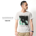 【SALE】【VIBGYOR/ヴィブジョー】クルーネックプリントTシャツ◆6022