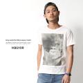 【SALE】【VIBGYOR/ヴィブジョー】クルーネックプリントTシャツ◆6023