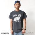 【EFFECTEN/エフェクテン】日本製/国産BOBクルーネックプリントTシャツ◆6124