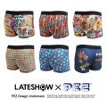 【LATESHOW/レイトショー】PEZ柄ボクサーパンツ◆6476