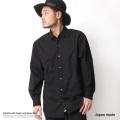 日本製/国産長袖ロングシャツ◆6809