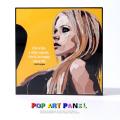 ポップアートパネル/Avril Lavigne アヴリル・ラヴィーン◆6859
