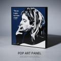 ポップアートパネル/Kurt Cobain カート・コバーン3◆6862