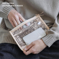 【Alan Smithee/アランスミシー】日本製/国産LEATHER MULTI POUCH◆7205