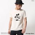 【Heritage Stone/ヘリテイジストーン】日本製/国産キャラクターTシャツ◆7234