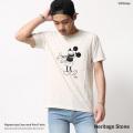 【Heritage Stone/ヘリテイジストーン】日本製/国産キャラクターTシャツ◆7235