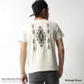 【SALE】【Heritage Stone/ヘリテイジストーン】ネイティブ刺繍ポケット付半袖Tシャツ◆7251