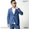 【kafika/カフィカ】日本製/国産COOLMAXテーラードジャケット◆7265