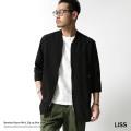 【LISS/リス】BAMBOO MA-1ジップシャツコート◆7343