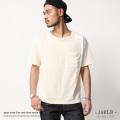 【SALE】【JARLD/ジャールド】日本製/国産切り替えポケットTシャツ◆7384