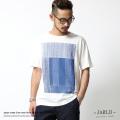 【SALE】【JARLD/ジャールド】日本製/国産プリント半袖Tシャツ◆7385