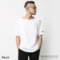 【SALE】【Ranch/ランチ】ラグランポケットTシャツ◆7398