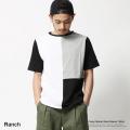 【SALE】【Ranch/ランチ】クレイジーパターンTシャツ◆7400