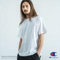 Championクルーネック無地半袖Tシャツ/海外規格◆7566