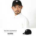 【GUESS/ゲス】ベーシックコットンキャップ◆7811