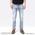 【送料無料】【Nudie Jeans/ヌーディージーンズ】Lean Dean Classic Used◆8103