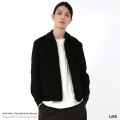 【送料無料】【LISS/リス】Wool Zip Up Blouson◆8476