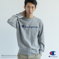 【Champion/チャンピオン】BASICクルーネックトレーナー◆8489