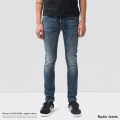 【送料無料】【Nudie Jeans/ヌーディージーンズ】Skinny Lin COLD BLUES◆8587