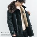 【送料無料】【Nudie Jeans/ヌーディージーンズ】Connor SWEDISH ARMY COAT◆8589