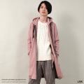 【送料無料】【LISS/リス】Light Weight Long Parka◆8592