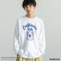 【Audience/オーディエンス】UCLA長袖プリントTシャツ◆8731
